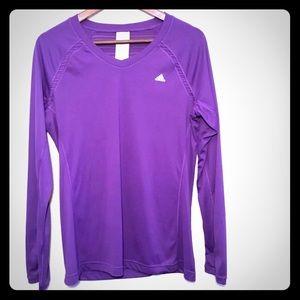 Adidas Climacool Long Sleeve Top
